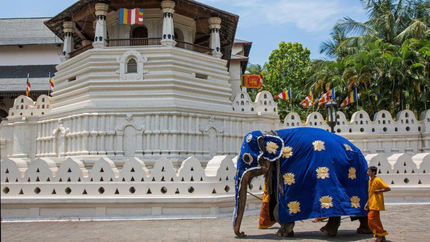 كاندي.. أروع وجهات السياحة في سريلانكا.. فأين تذهب؟