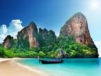 نظرة على جزر كرابي التايلاندية