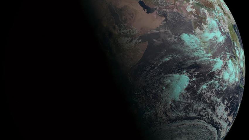 بتاريخ 21 حزيران 2020 ... حدثان فلكيان مهمان تشهدهما المنطقة العربية
