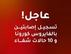 الصحة الأردنية | تسجيل إصابتين جديدتين بالفايروس كورونا و 10 حالات شفاء