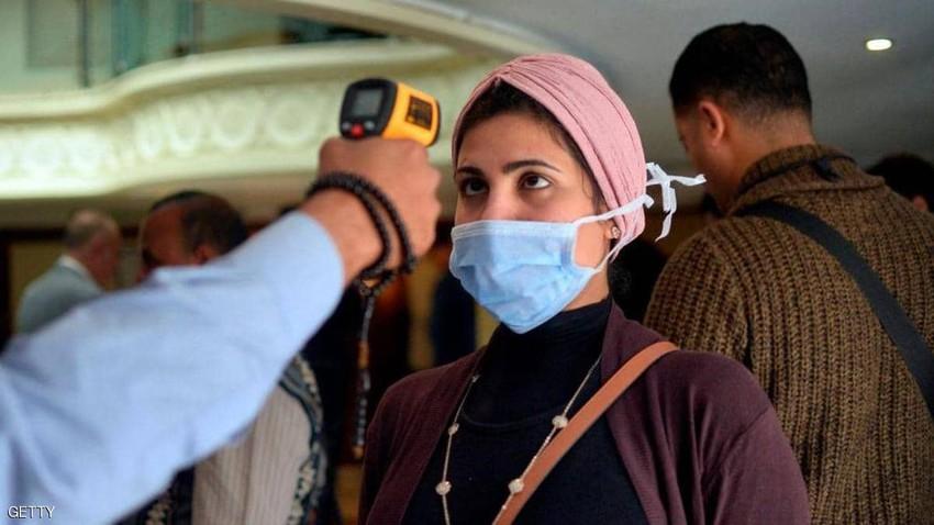 منذ بدء الجائحة...مصر تسجل أعلى معدلاتها اليومية بـ 1691 إصابة كورونا و97 حالة وفاة