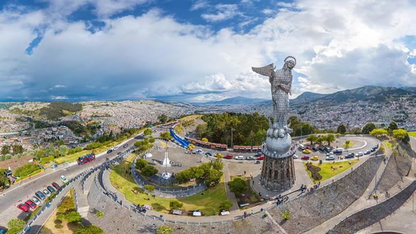 ماذا تفعل في مدينة كيتو عاصمة الاكوادور؟