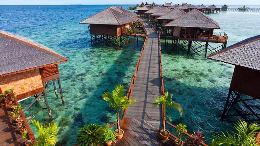 جزيرة مابول.. وجهة الغوص المثالية في ماليزيا