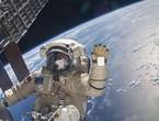 في محطة الفضاء الدولية... رواد الفضاء يستقبلون العام الجديد 15 مرة