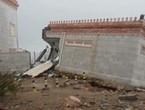 إعصار شابالا يخلّف آثارًا مدمرة في المكلا