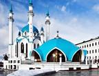 أول مسجد متنقل في روسيا يجوب شوارع موسكو