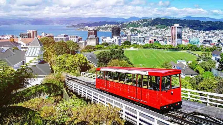 ويلينغتون .. عاصمة تحكي حياة نيوزيلندا