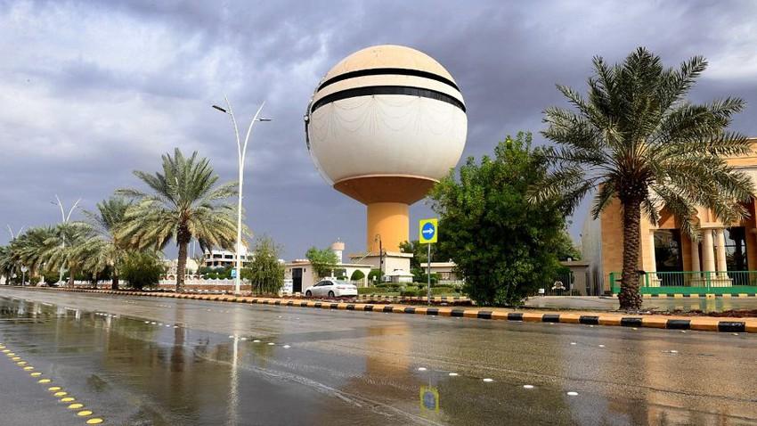 الجمعة | استمرار فُرص الأمطار في أجزاء محدودة من المملكة - تفاصيل
