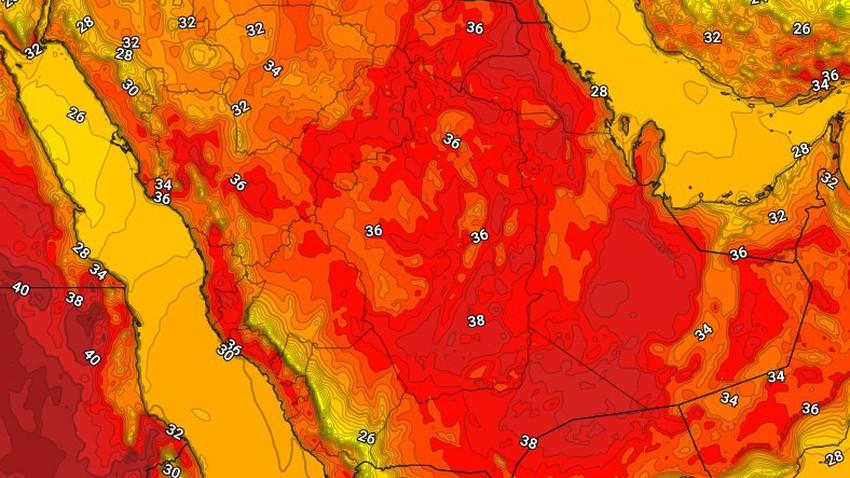 Arabie saoudite | ArabiaWeather révèle les conditions météorologiques attendues dans le Royaume au moment de l'enquête sur le croissant Shawwal