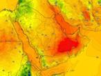 السعودية | انخفاض على الحرارة شمال المملكة واستمرار الأمطار جنوبها