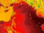Irak | Nuages orageux accompagnés de vents épars sur certaines parties des régions du nord lundi