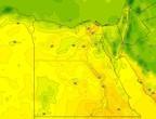 مصر | طقس دافئ ومُستقر نهار الخميس مع تشكل الضباب في شمال البلاد ليلاً