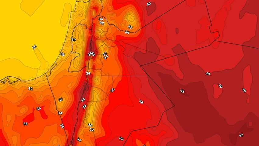 السبت | طقس صيفي اعتيادي إلى حار نسبي ببعض المناطق ظهرًا