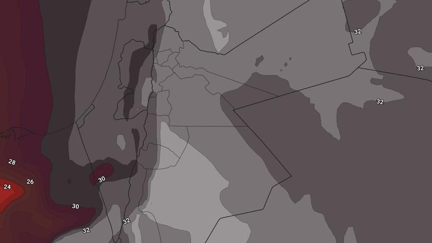 الخميس | بدء تأثر المملكة بالذروة الثانية للموجة الحارة ، وتوصيات هامة يجب إتباعها بجدية