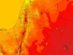 الخميس | إنخفاض اضافي طفيف على درجات الحرارة وأجواء معتدلة في أغلب المناطق