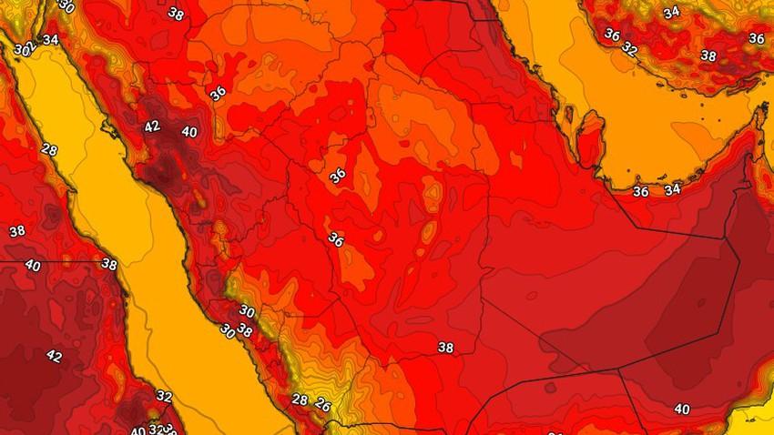 Yemen   Forecast weather Monday 27/9/2021