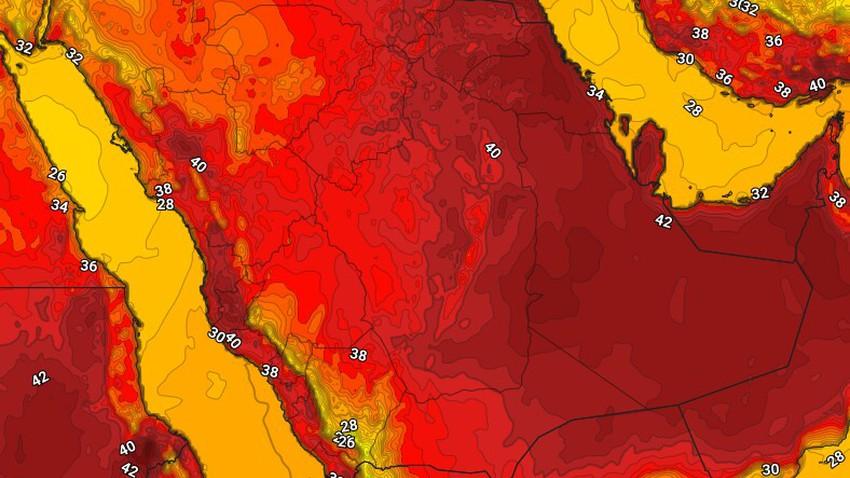 اليمن | حالة الطقس المُتوقعة يوم الاربعاء 12/5/2021