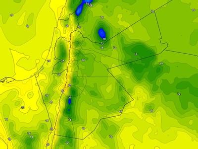 السبت | طقس بارد نسبيًا مع استمرار تأثر المملكة بحالة من عدم الاستقرار الجوي