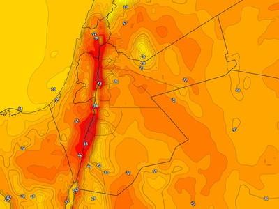 الجمعة | تزايد تأثر المملكة بمنخفض البحر الأحمر