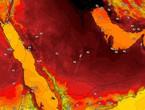 Yémen   Températures autour de 40 degrés Celsius dans certaines régions et poursuite de l'activité orageuse lundi