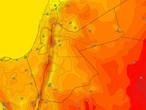 الأردن | مزيد من الانخفاض على درجات الحرارة الثلاثاء وطقس مُعتدل بوجهٍ عام