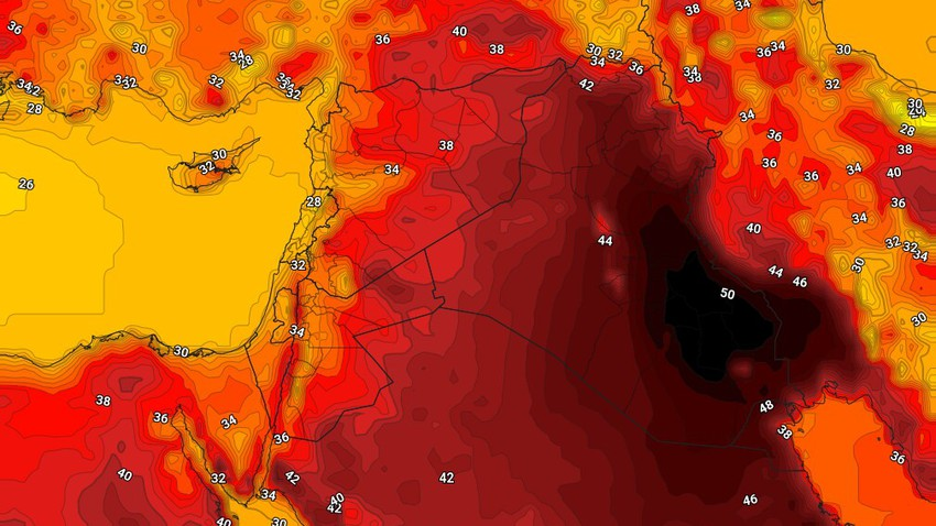 الكويت | انخفاض مُتوقع على درجات الحرارة مع ثاني ايام العيد