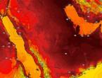 Yemen | Weather forecast Tuesday 3/8/2021