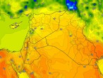 العراق | طقس حار نسبياً في العاصمة بغداد الخميس