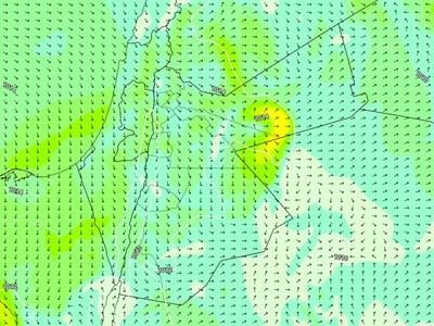 الأحد | انخفاض على درجات الحرارة بالتزامن مع احوال جوية غير مستقرة مساءً