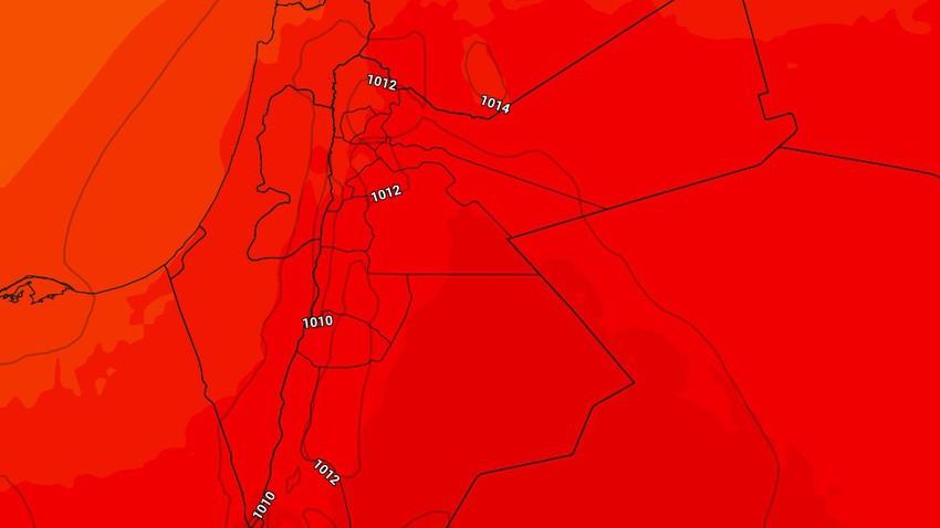 الأثنين | طقس مائل للحرارة ظهرًا مع هبوب الرياح الجنوبية الشرقية