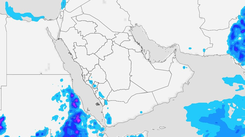 Yemen | Reducing the intensity of rain Thursday