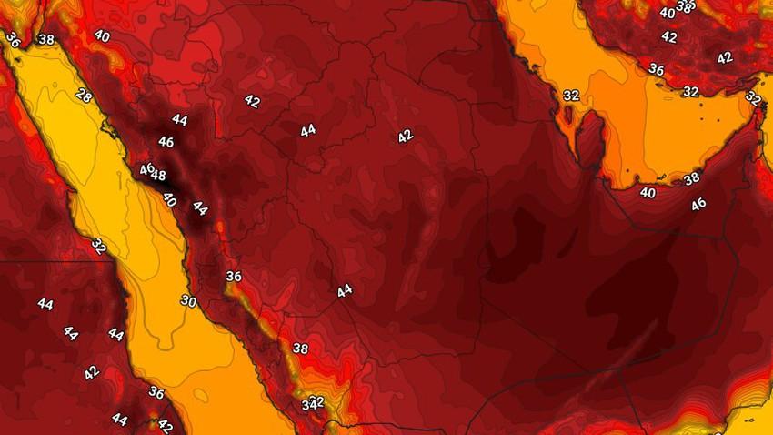 اليمن | درجات الحرارة تتجاوز حاجز الـ 40 درجة مئوية في بعض المناطق