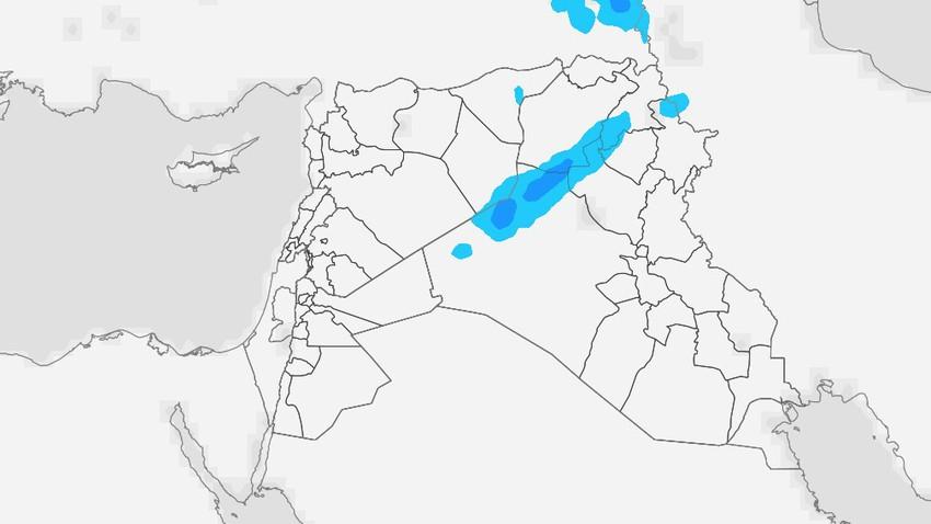 العراق | ارتفاع على درجات الحرارة الإثنين واحوال جوية غير مُسقرة في بعض المناطق