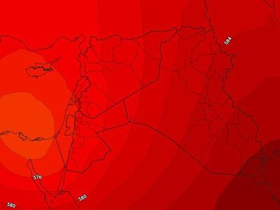 السبت | اشتداد الرياح الشرقية وعدم استقرار جوي ليلاً