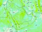 اليمن - نهاية الأسبوع | رياح شمالية شرقية مُثيرة للأتربة والغُبار وبقاء فرص الأمطار على المرتفعات الغربية