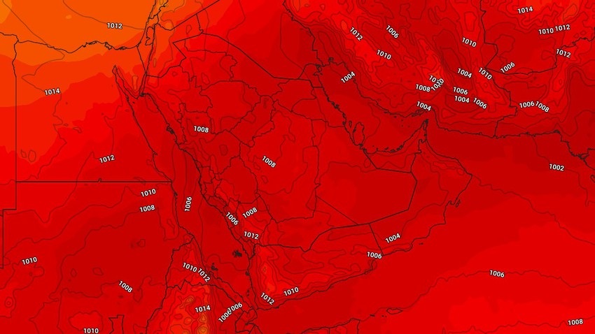 Yemen Weekly Bulletin | Temperatures touch 40 degrees Celsius in some areas, and thunderstorms continue on the mountainous heights