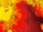 العراق | اشتداد على وطأة الأجواء الحارة خلال عطلة نهاية الأسبوع