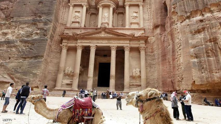4.8 مليون سائح زاروا الأردن خلال عام 2015