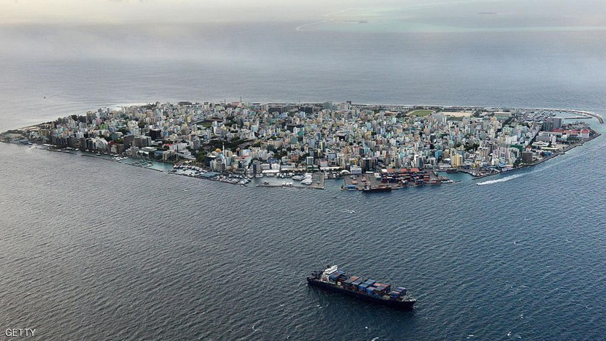 جزر المالديف تخشى الغرق
