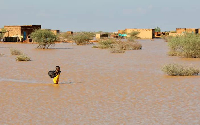 Sudan | Because of the unprecedented floods of the Nile, heavy losses and the declaration of emergency