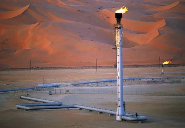الغو ار أكبر حقل نفطي في العالم بالسعودية طقس العرب