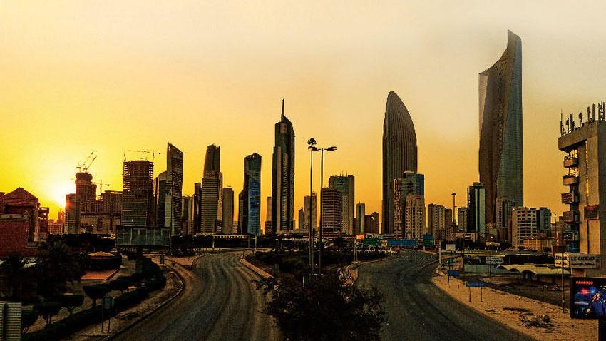 الكويت | طقس مُستقر نهار الإثنين والحرارة في أواسط الثلاثينيات مئوية