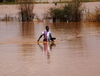 Tens of thousands displaced by floods in Ethiopia