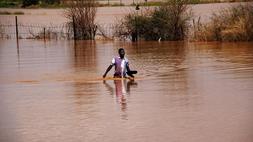 نزوح عشرات الآلاف بسبب الفيضانات فى إثيوبيا