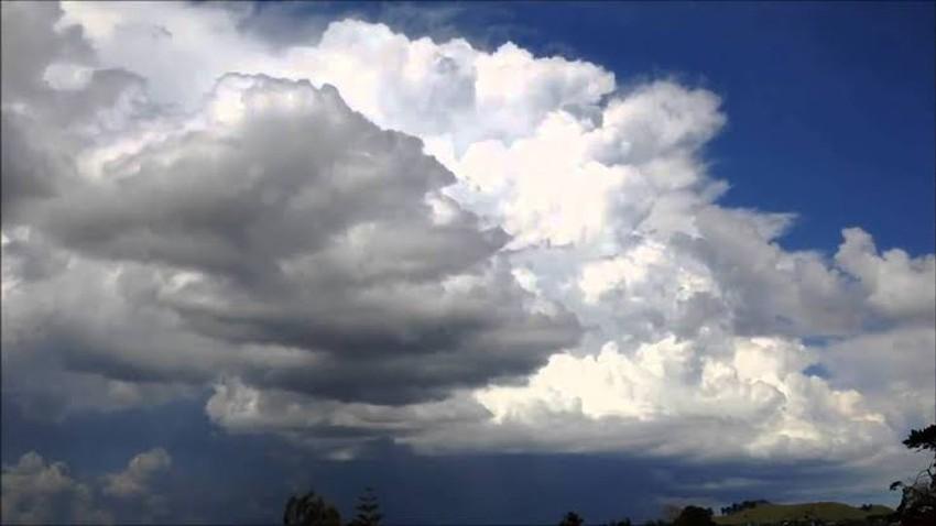 Saudi Arabia Rising chances of rain on the Jizan, Asir and Al Baha heights Tuesday and Wednesday