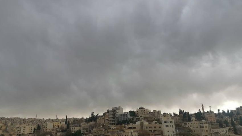 الأردن: تحذير شديد من تشكل سيول جارفة في عدّة مناطق في المملكة