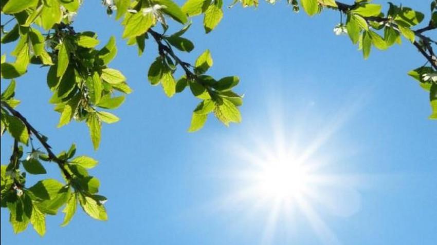 الأردن | ارتفاع تدريجي على الحرارة خلال عطلة نهاية الأسبوع