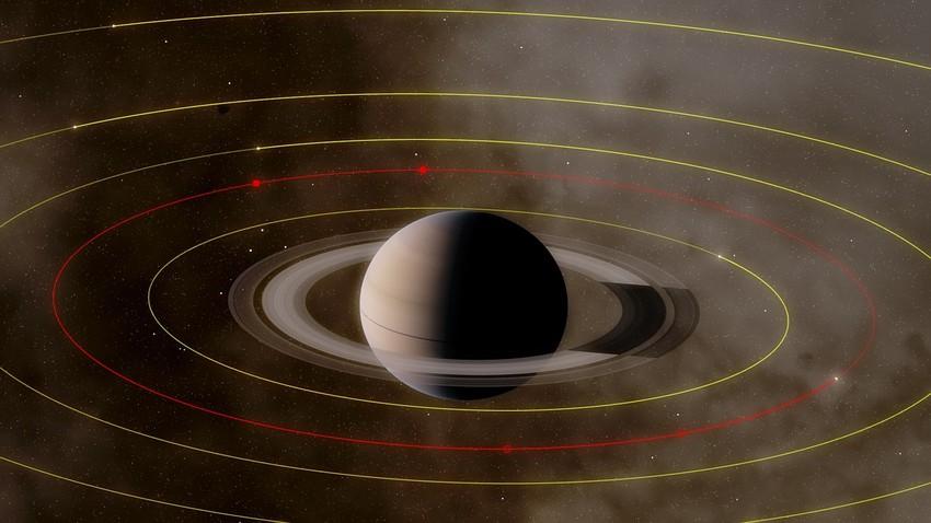 20 قمر جديد حول كوكب زحل وما يزال كوكب المشتري يحظى بالقمر الأكبر حجماً