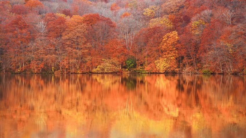 بالصور .. هذه أفضل 5 أماكن في العالم للتصوير خلال الخريف