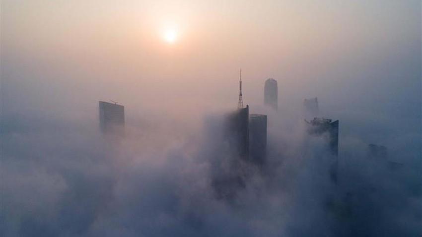 ما هو الضباب الإشعاعي وما هي شروط تكونه؟